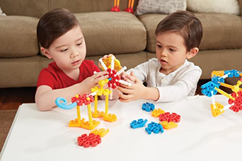 51dkydo1O1L - KID K'NEX - Oodles of Pals Building Set - 115 Pieces - Ages 3 and Up Preschool Educational Toy (Amazon Exclusive)