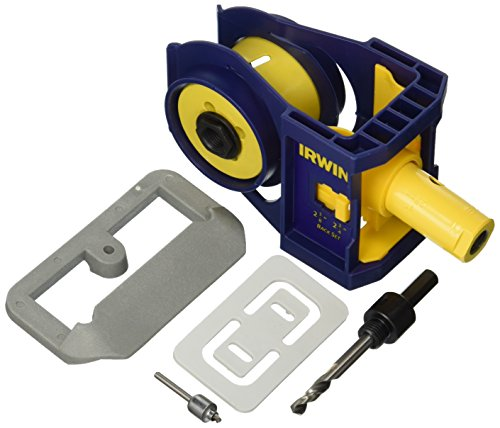 (IRWIN Tools Bi-Metal Door Lock Installation Kit (3111002))