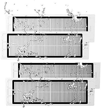 Confezione da 2 filtri originali per il tuo aspirapolvere Mi Robot Vacuum. Xiaomi