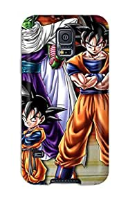Janice K. Alvarado's Shop Snap-on Dbz Case Cover Skin Compatible With Galaxy S5