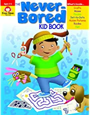 The Never-Bored Kid Book - Paperback