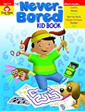 The Never-Bored Kid Book, Ages 4-5