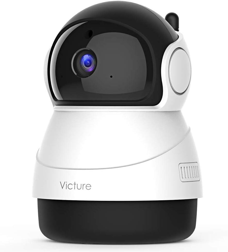 Cámara de vigilancia Victure WiFi con visión nocturna, detección de movimiento y audio bidireccional por sólo 22,09€ ¡¡15% de descuento!!