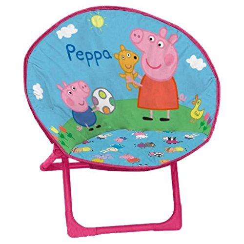 Générique Peppa Pig-Silla Infantil, diseño de Luna