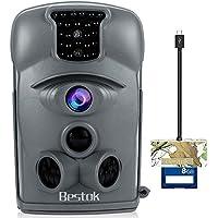 Bestok Trail Game Hunting Camera 12MP HD 120° 2.4