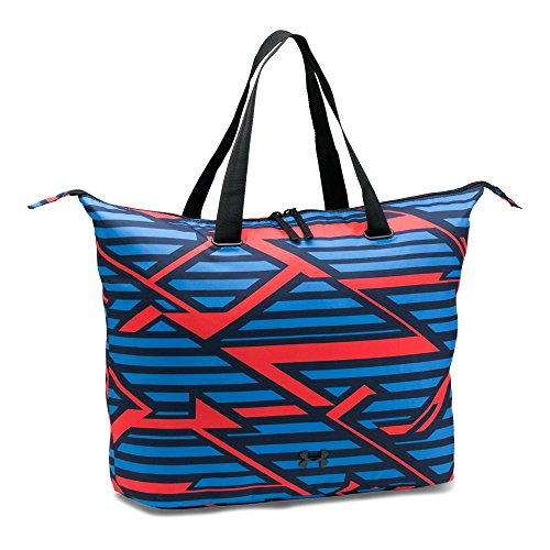 Under Armour On The Run Tote, Midnight Navy /Black, One Size