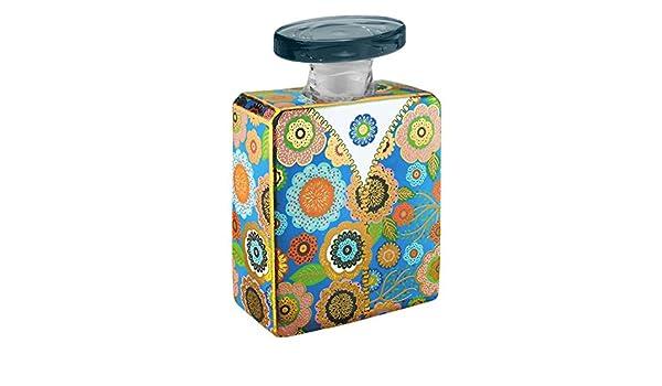 Baci Milano Botella difusor Jagger con flor 175 ml Accesorios Perfume Casa: Amazon.es: Hogar
