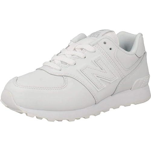 new balance blancas mujer zapatillas