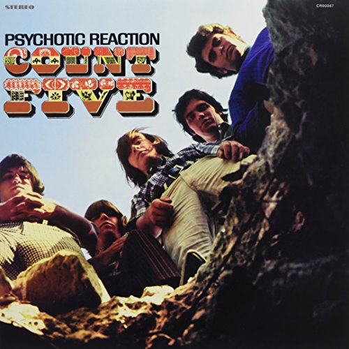 Vinilo : The Count Five - Psychotic Reaction (180 Gram Vinyl)