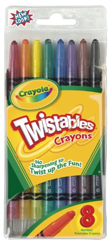 Crayola 27139115 Twistables 8 ct product image