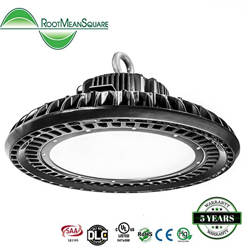 Orion-120 INDUSTRIAL/COMMERCIAL UFO High Bay Hanging Light Fixture ...