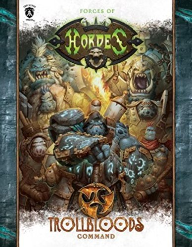 Privateer Press Forces of Hordes: Trollbloods Command HC ...