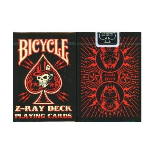Bicycle Z-Ray Playing Cards