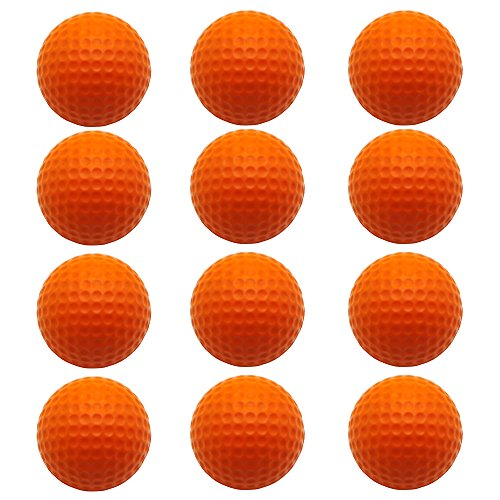 - BCQLI Soft Golf Ball for Beginners To Practice Swing