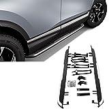 nerf bar hardware - VioletLisa 2pcs New OE Style Silver Aluminum Side Step Nerf Bars Running Boards + Necessary Mounting Hardware For 17-18 Honda CR-V