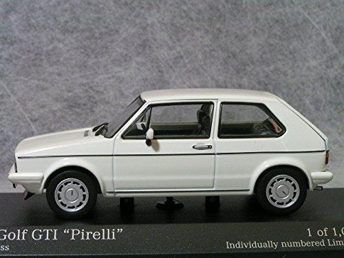 """1/43 フォルクスワーゲン ゴルフ GTI """"PIRELLI` 1983(ホワイト) 400055171"""
