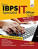 Guide to IBPS Specialist IT Officer Scale I with 2013-16 Solved Papers