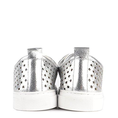 Elia B Schuhe Otis Sneaker Silber Damen Silber
