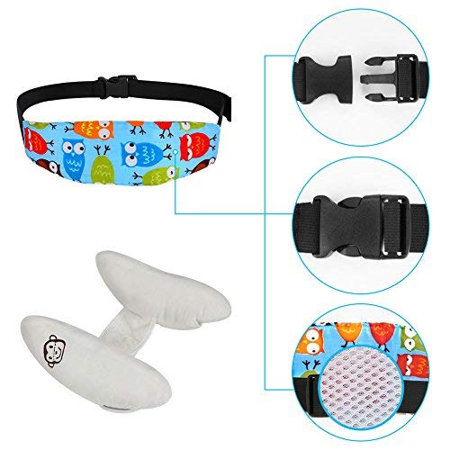 Buy baby head support for car seat