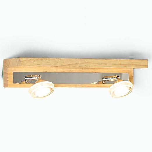 MOFEI Lámparas para el espejo del cuarto de baño LED de ...
