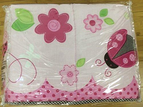 Pink 4 Piece Crib - 9