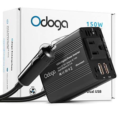 Odoga Inverter Adapter Charge Electronics product image