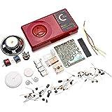 Siete kit DIY AM Radio Electronic Learning Kit Electrónico