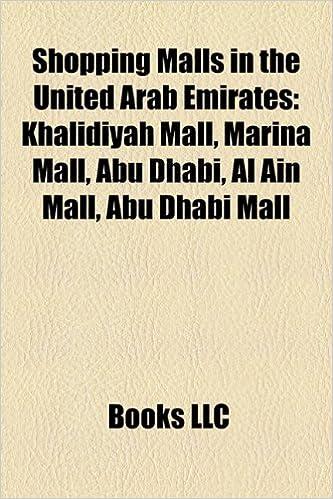 Amazon in: Buy Shopping Malls in the United Arab Emirates