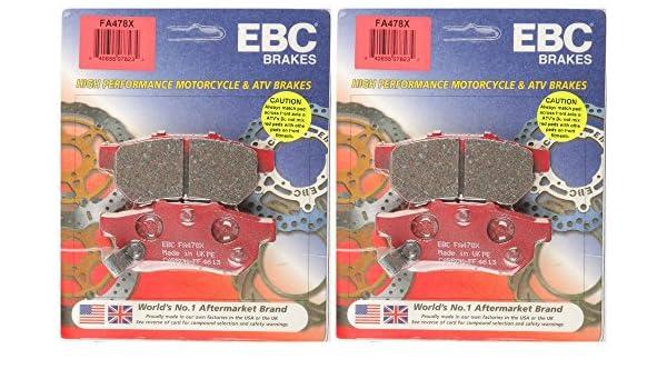 EBC Brakes FA50X Disc Brake Pad Set