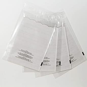 200 9x12 1.5 Mil Bags Resealable Clear T-Shirt Catalog Plastic Opp Cello Bag