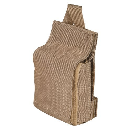 Atlas 46 AIMS Stowaway Utility Pouch Coyote | Work, Utility, Construction, and Contractor by Atlas 46 (Image #3)