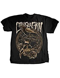 "Hardcore Apparel Men's Chelsea Grin ""Crow"" T-Shirt"