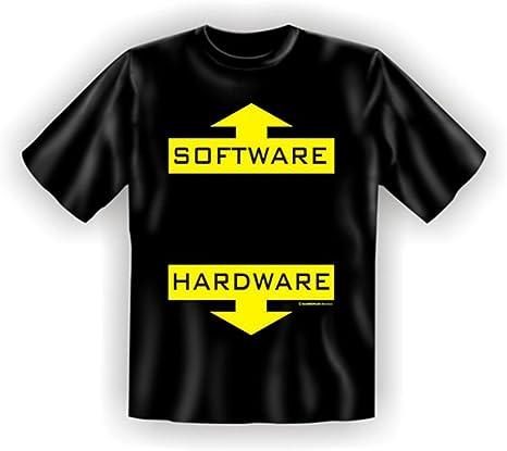 Fun Shirts T Shirt Software Hardware In Xxl Amazon Co Uk Sports Outdoors