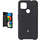 Pixel 4a with 5G - Just Black with Google Pixel 4a Case (Basically Black)