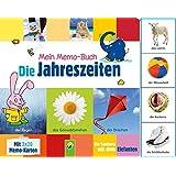 Mein Memo-Buch Die Jahreszeiten (Die Sendung mit dem Elefanten): Mit 2 x 20 Memo-Karten!