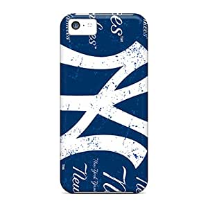 IanJoeyPatricia Iphone 5c Excellent Hard Phone Cover Support Personal Customs Fashion New York Yankees Image [JGa16080IqeF]