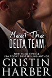 Delta: Meet the Team: A Sexy Contemporary Military Romance Box Set (English Edition)