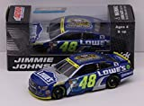 Jimmie Johnson 2016 Lowe's NASCAR Sprint Cup Championship Diecast 1:64