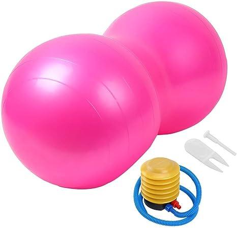 YUHAIJIE Bola práctica del Equilibrio Ball Premium Fitness Ball ...