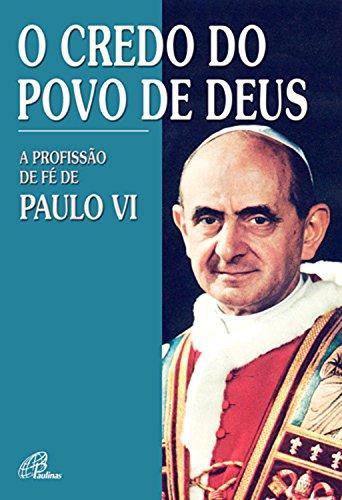 Profissão de fé (Portuguese Edition)