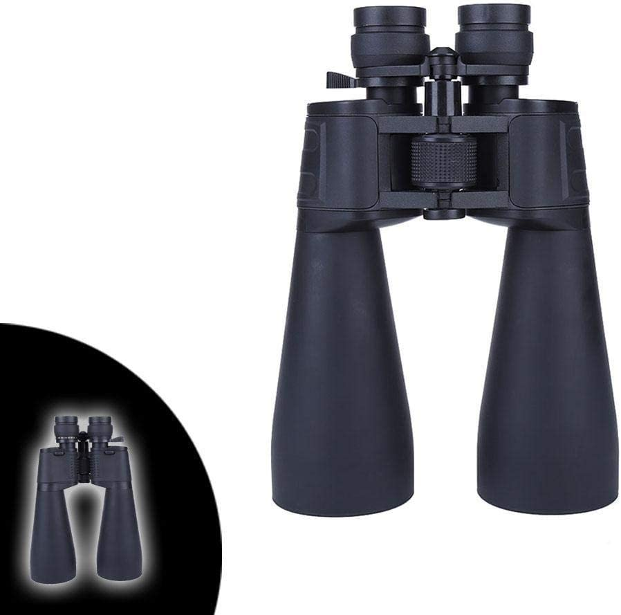KSTE 180 x 100 Zoom Night Vision Binoculars Telescope with Case for Outdoor Travel Hiking