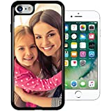 personalize photo - iPhone 8 / 7 PixCase - Create Your Own Custom Case - Personalize It Yourself – Insert photos or create custom designs online and change anytime - Shock absorbing case with clear picture window