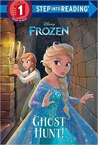 Ghost Hunt! (Disney Frozen) (Step into Reading): Lagonegro, Melissa, RH Disney: 9780736482615: Amazon.com: Books