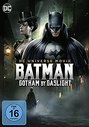 Batman: Gotham by Gaslight [Alemania] [DVD]: Amazon.es: Sam ...