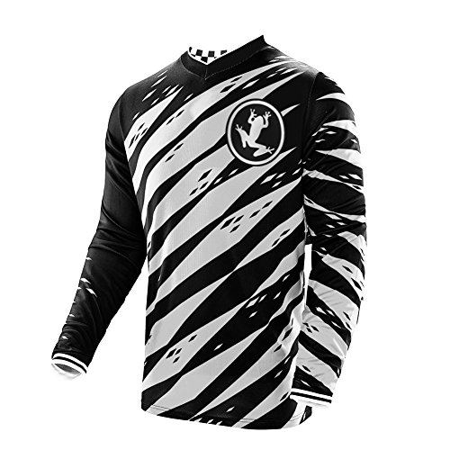 (Uglyfrog Winter Thermal Fleece Racing Downhill Jersey Men's Cycling Mountain Bike Wear Long Sleeves Shirt Sportswear)