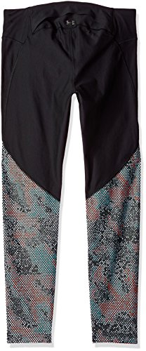 Under Armour Women's Vanish Printed Leggings, Black (001)/Black, Large