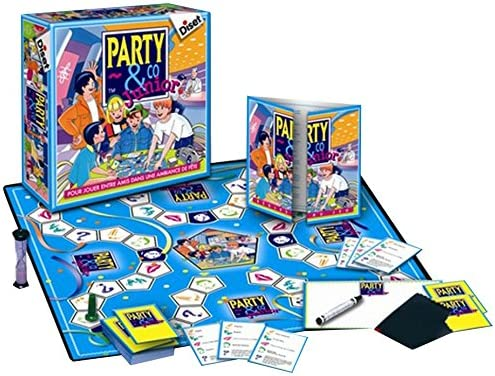 Diset - Party & Co Junior (edición francesa) [importado]: Amazon ...