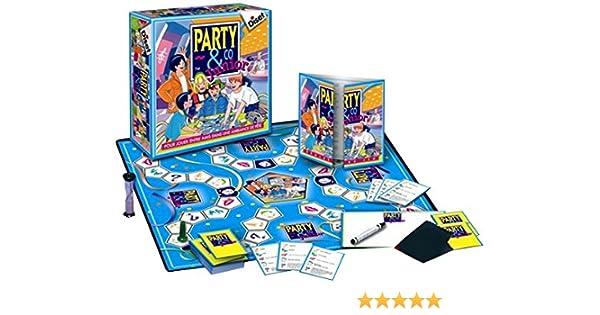 Diset - Party & Co Junior (edición Francesa) [Importado]: Amazon.es: Juguetes y juegos