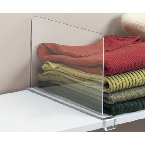 Amazon.com: Acrylic Shelf Divider: Home & Kitchen