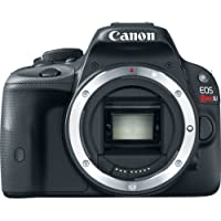 Canon, Inc - Canon Eos Rebel Sl1 18 Megapixel Digital Slr Camera (Body Only) - 3 Touchscreen Lcd - 5184 X 3456 Image - 1920 X 1080 Video - Hdmi - Pictbridge - Hd Movie Mode Product Category: Cameras & Optics/Digital Still Cameras